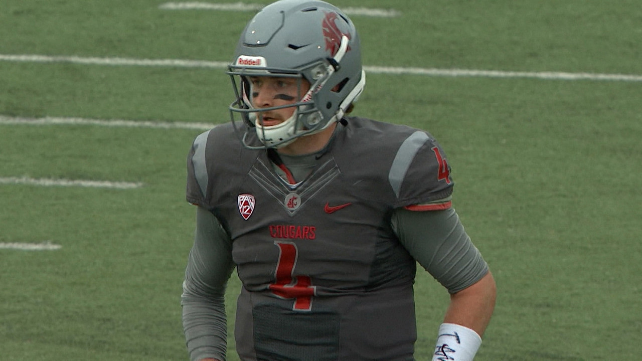 Recap: Washington State's Crimson and Gray Game showcases ...