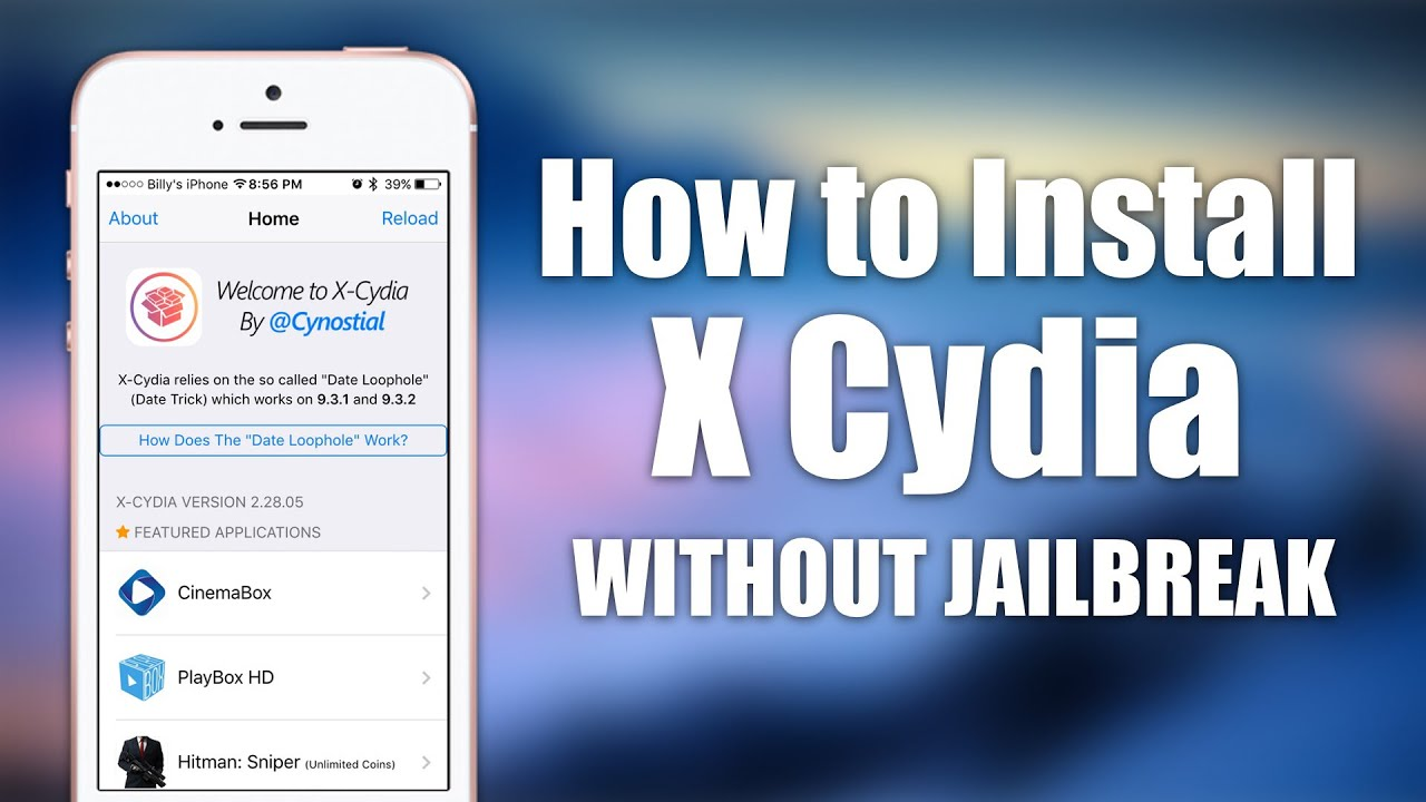 How to install Cydia on any iOS 6/12 0 (beta) Device by Tarique Konigers