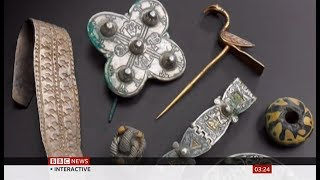 Church sues man over Viking treasure (Scotland) - BBC News - 16th September 2019