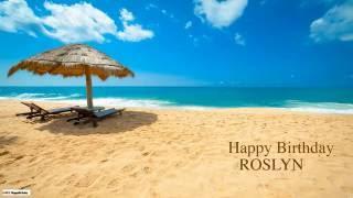RoslynRozlyn Roslyn like Rozlyn   Nature & Naturaleza - Happy Birthday