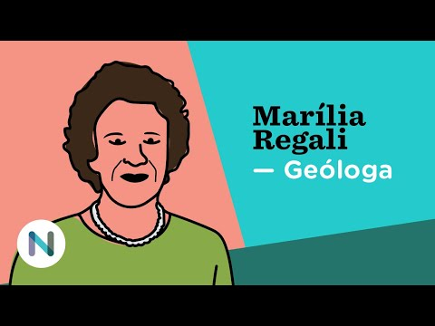A brasileira pioneira nos estudos da palinologia: Marília Regali