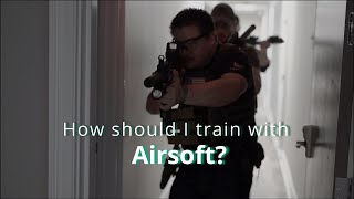 How Can Airsoft Help Me Train?