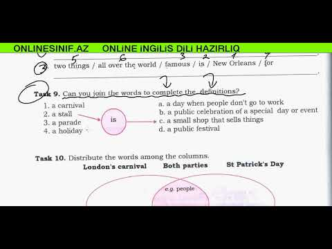 İngilis dili Artikl ( the/a/an )#5 from YouTube · Duration:  9 minutes 23 seconds