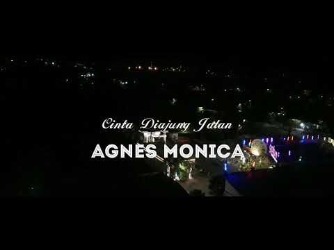 Lirik CINTA DIUJUNG JALAN    Agnes Monica
