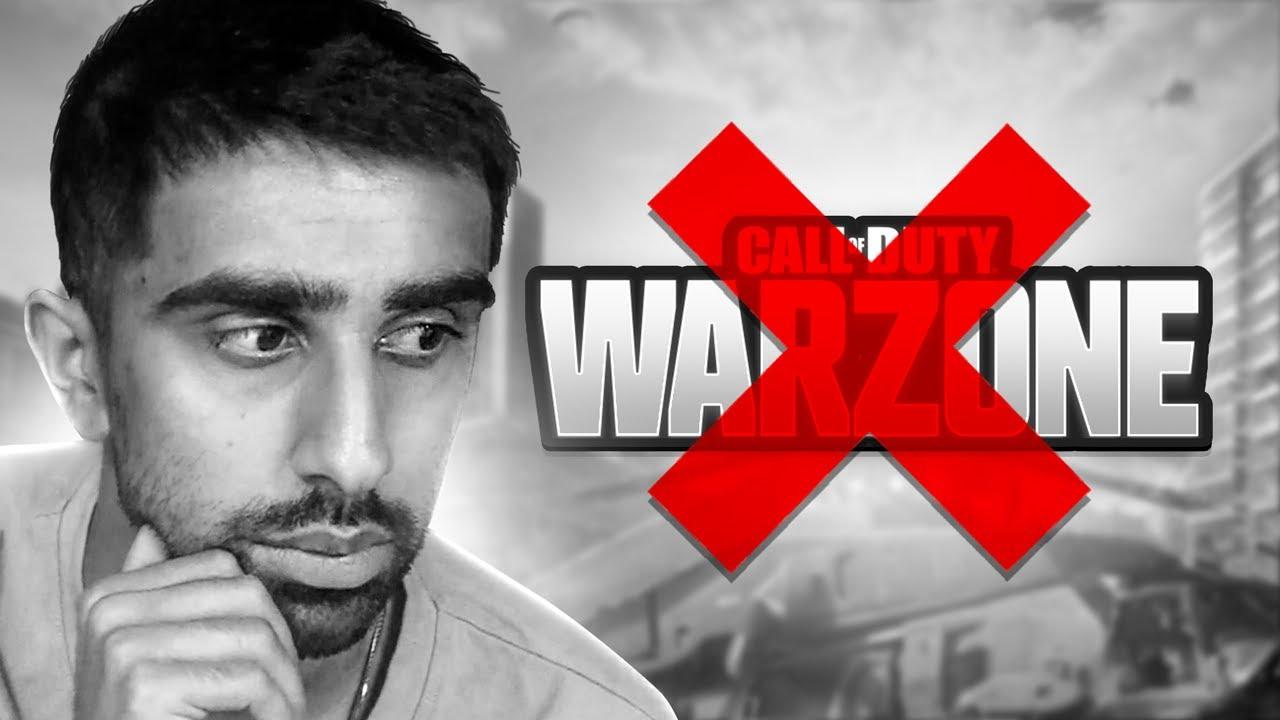 Vikkstar123 Fortnite Stream Call Of Duty Warzone Sidemen S Vikkstar Quits Game Over Cheating Givemesport