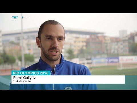 Turkish sprinter Ramil Guliyev aiming for gold in Rio 2016 Olympics