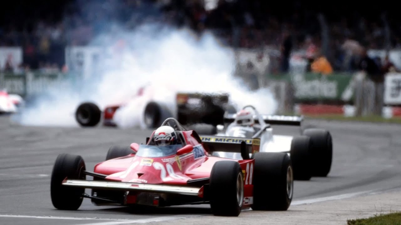 l'atteggiamento migliore 220ac cb7b7 Motorsport Show - F1 Driver John Watson On The British GP