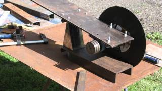Making Of Diy Chop Saw
