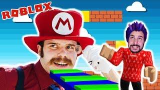 Roblox: ENTKOMME AUS SUPER MARIO! KAAN GEFANGEN IN DER SUPER MARIO 64 OBBY! Escape Mario Deutsch