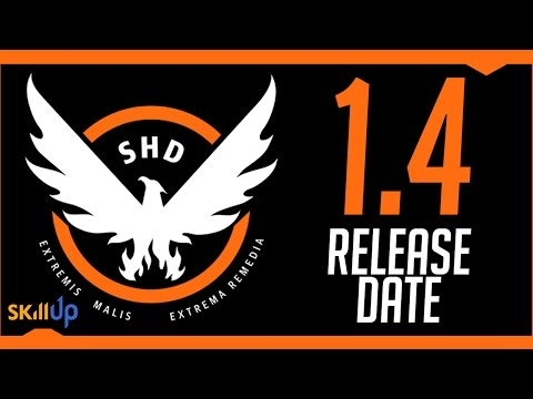 The Division | Patch 1.4 Release Date Confirmed!
