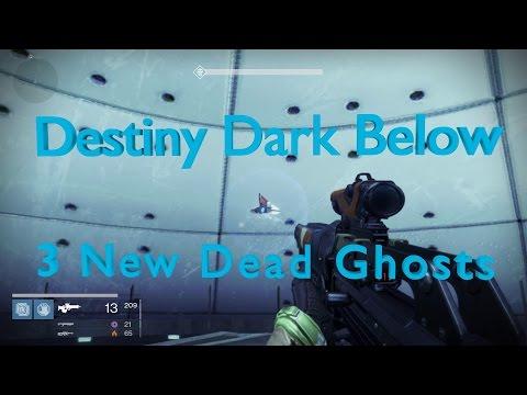 Destiny Dark Below DLC: New Ghost Locations in Rasputin's Bunker