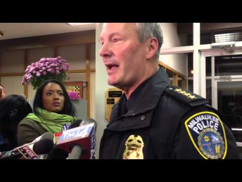 Chief Flynn after Nov. 6 police commission meeting