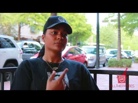 AllTheParties.com Interviews DJ Shante: Houston's Fast Rising Star DJ