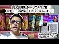 JAJAN MINUMAN DI SUPERMARKET DAPAT 2 BUNDLE GRATIS!! (FREE FIRE INDONESIA)