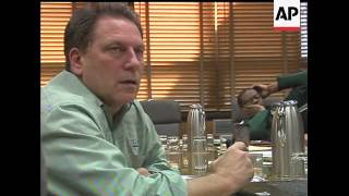 Michigan State basketball coach Tom Izzo gives The Associated Press an inside look at his early prep