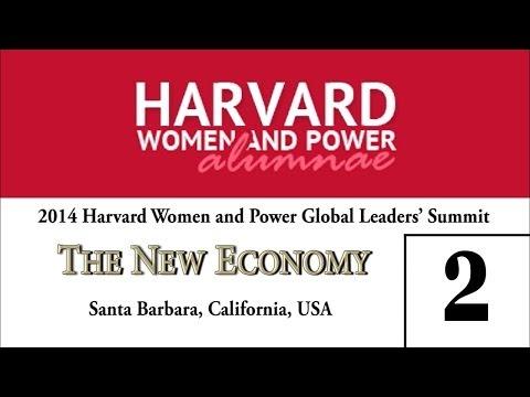 Harvard Women and Power Global Leaders' Summit 2014 (2of4)