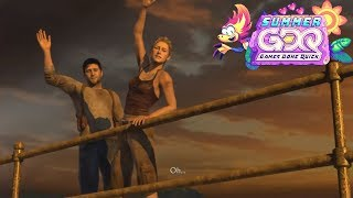 Uncharted: Drake's Fortune by osskari in 42:11 - SGDQ2019