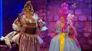 Paul O'Grady Show - LAST EVER Christmas Panto - 2009 - Part 1