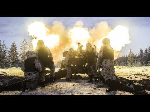 Itsenäisen Suomen kenttätykistö 100 vuotta | 100 years of Finnish Field Artillery