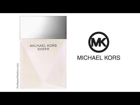 8fa3bfd84528 Michael Kors Sheer 2017 Perfume - YouTube