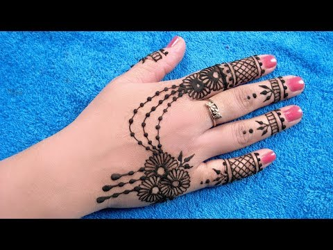 250+ Top Latest Mehndi Designs 2018 Online Watch and Download Free