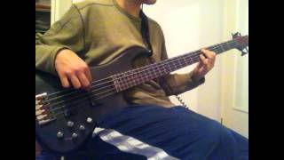 Asian Kung-fu Generation - jihei tansaku (Bass Cover)