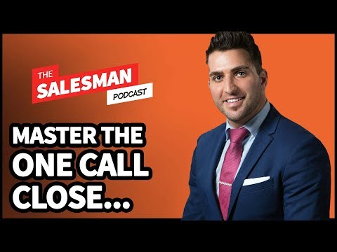 How To Win A Business Deal In ONE PHONE CALL! With Kayvon / Salesman Podcast