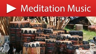1 Hour Yoga Music for Shamanic Drumming Meditation (with Taiko Drums)
