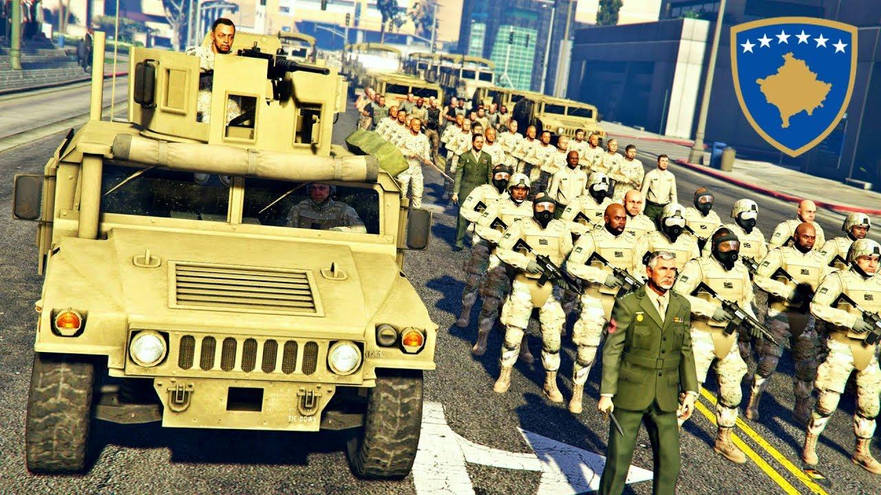 Download GTA 5 SHQIP - Sulmi i Parë i Ushtris se Kosovës !! - SHQIPGaming