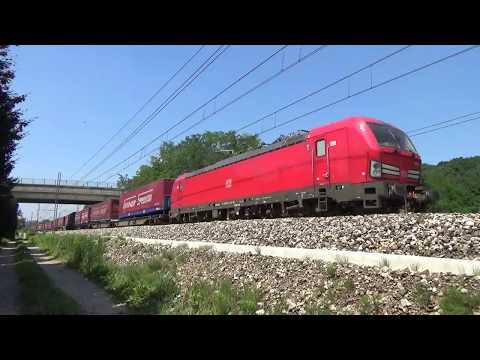"""Aspettando il famoso """"'Orient Express"""" a Lentate (linea del Gottardo) 7-7-2017"""