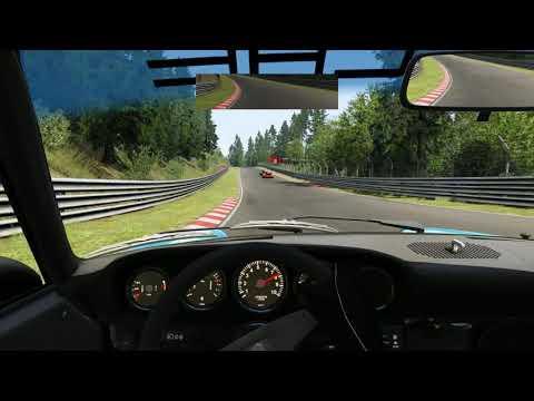 Assetto Corsa Porsche 911 Carrera RSR 3.0 Nordschleife  