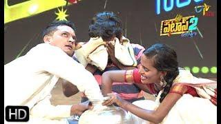 Patas 2 | Faheema & Srinu 65 Performance  | 26th June 2019  | ETV Plus