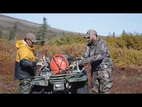 Fear No Evil - Nome Alaskan Grizzlies - Outdoor Channel