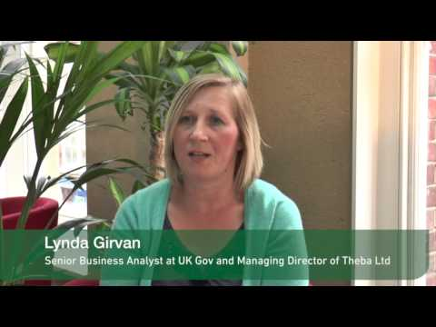 Lynda Girvan - skills to be a business analyst