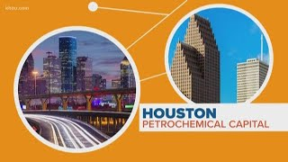 Connect the Dots: Houston accounts for 42% of U.S. petrochemical capacity