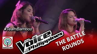 """The Voice of the Philippines Battle Round """"To Love Somebody"""" by Lougee Basabas and Ramonne Rodriguez"""