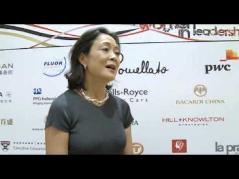 WIL China 2012 Louisa Founder Interview