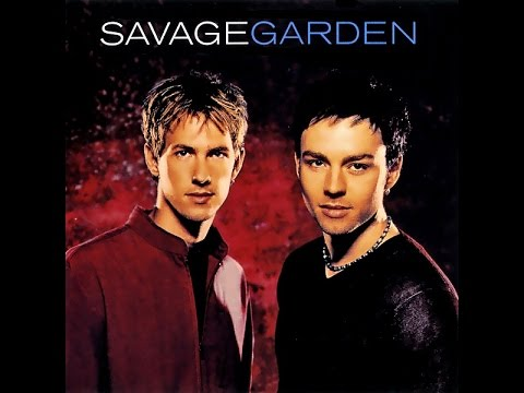 I knew i loved you with lyrics savage garden youtube I want you savage garden lyrics