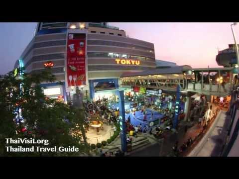 MBK Center , Bangkok (outside view) - Thailand Travel Guide