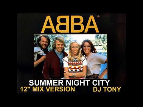 ᗅᗺᗷᗅ - Summer Night City (12'' Mix Version - DJ Tony)