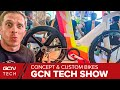 Best Concept Road Bikes That Never Got Made | GCN Tech Show Ep.104