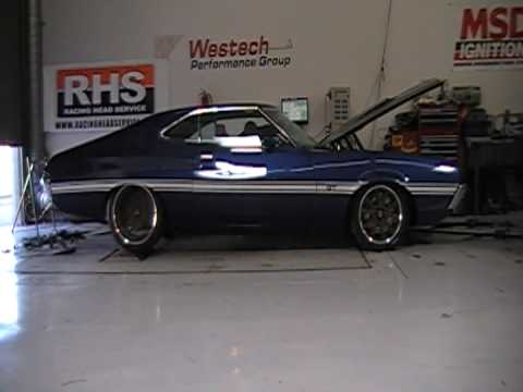 Pure Vision S 72 Gran Torino Gts On The Dyno Youtube
