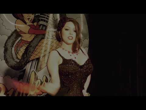 Classic Burlesque Act Performed by Amber Ray