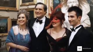 Ballo di beneficenza 2017 Palazzo Doria Pamphilj