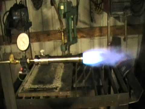 JF #1 Burner  (blacksmith forge, raku kiln, foundry)