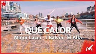 Que Calor - Major Lazer feat. J Balvin & El Alfa - Marcos Aier
