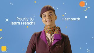 Learn Basic French with our Cabin Crew | Etihad