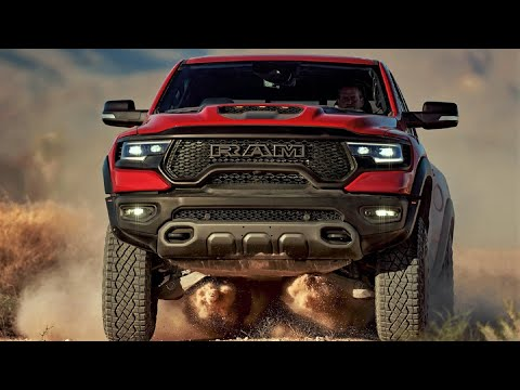 2021 Ram 1500 TRX – Fast Predator Of The Truck World