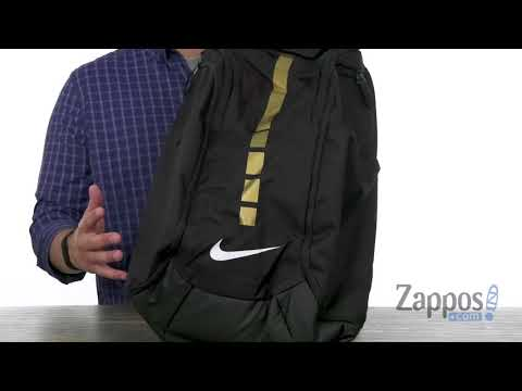 838dcb1b9b Nike Hoops Elite Pro Backpack SKU: 9029405 - YouTube