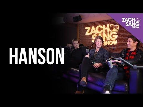 Hanson Talks Finally It's Christmas, MMMBop and The Jonas Brothers
